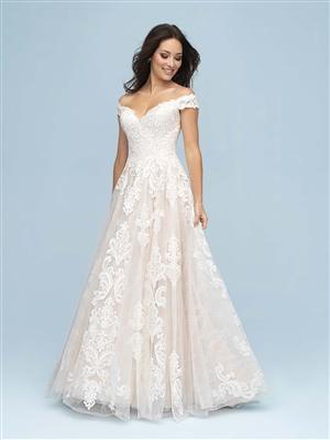 a8f863e533ba8 Allure Bridal Wedding Gowns