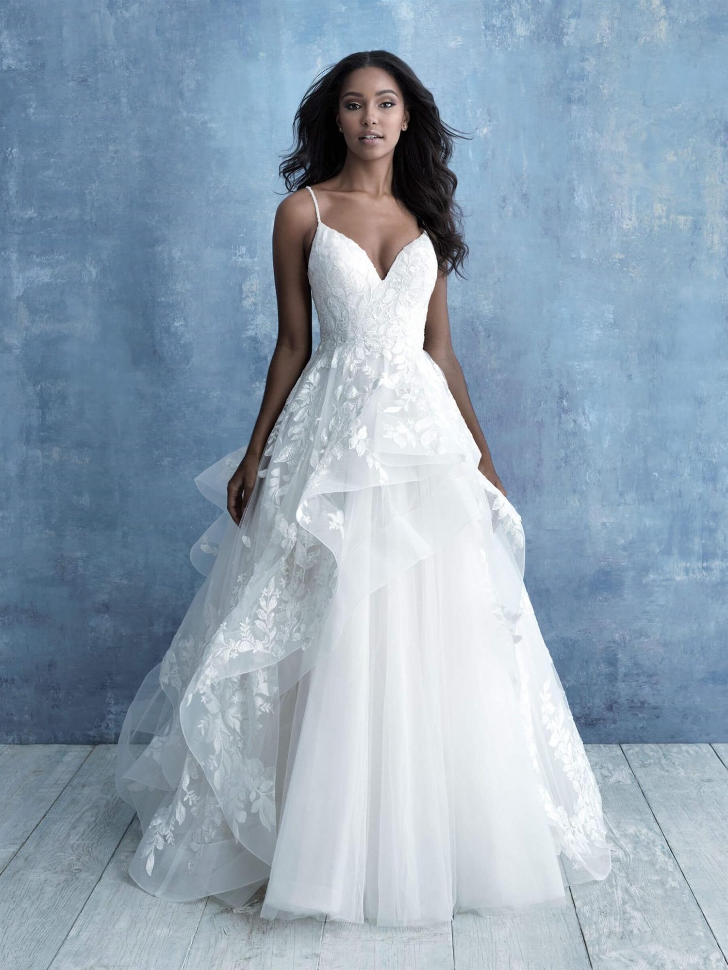 Allure Bridal Style 9721